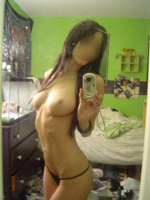 La belle Janis d' Angers, te livre ses web cam
